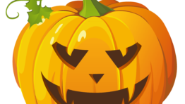 Clip Art Of Halloween Pumpkins