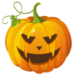 Clip Art Of Halloween Pumpkins1 150×150