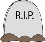 Clip Art Tombstones Halloween4 150×138