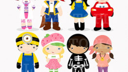 Cute Halloween Clip Art For Kids9