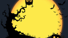 Cute Owl Halloween Backgrounds