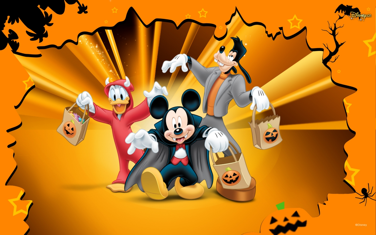 Disney Halloween Wallpapers1
