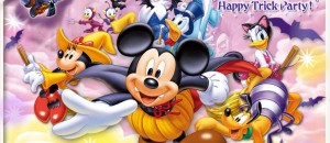 Disney Happy Halloween Wallpaper 300×130