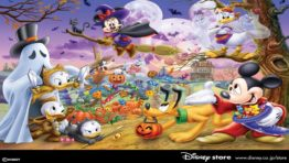 Disney Happy Halloween Wallpaper1
