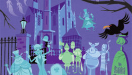 Disney Haunted Mansion Halloween Wallpaper