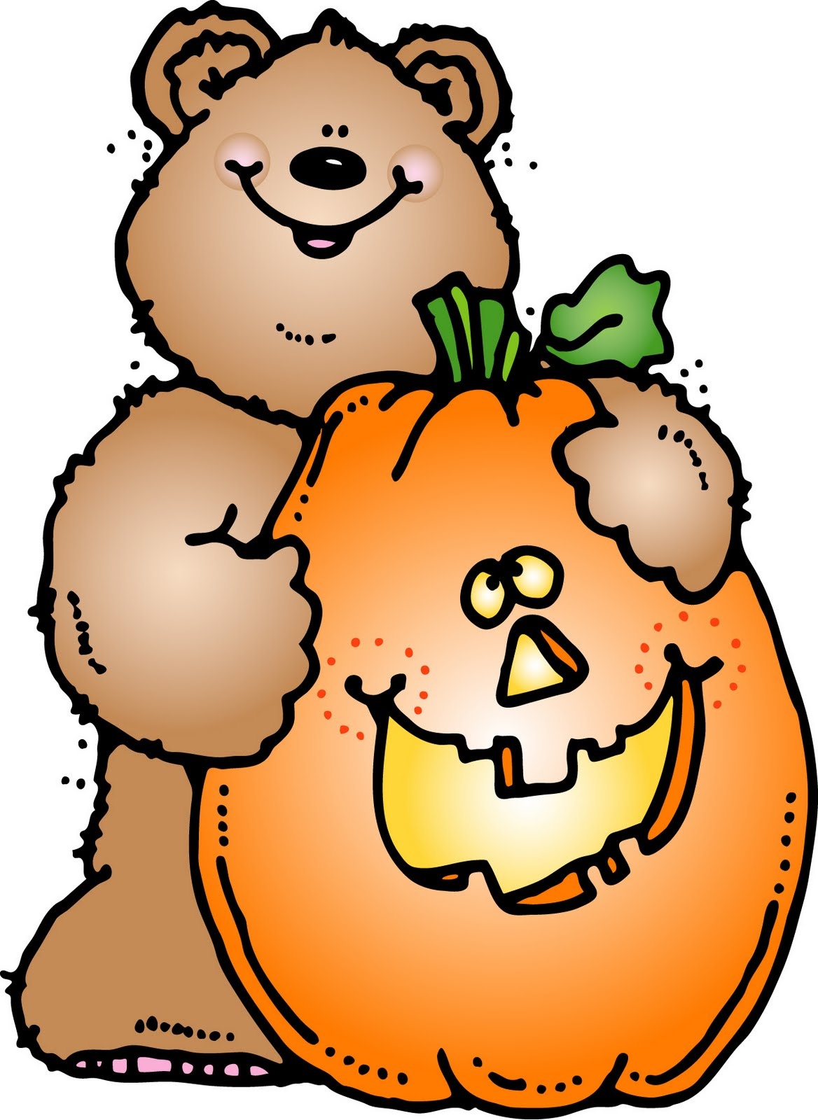 Dj Inkers Halloween Clip Art2