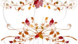 Elegant Halloween Clip Art5