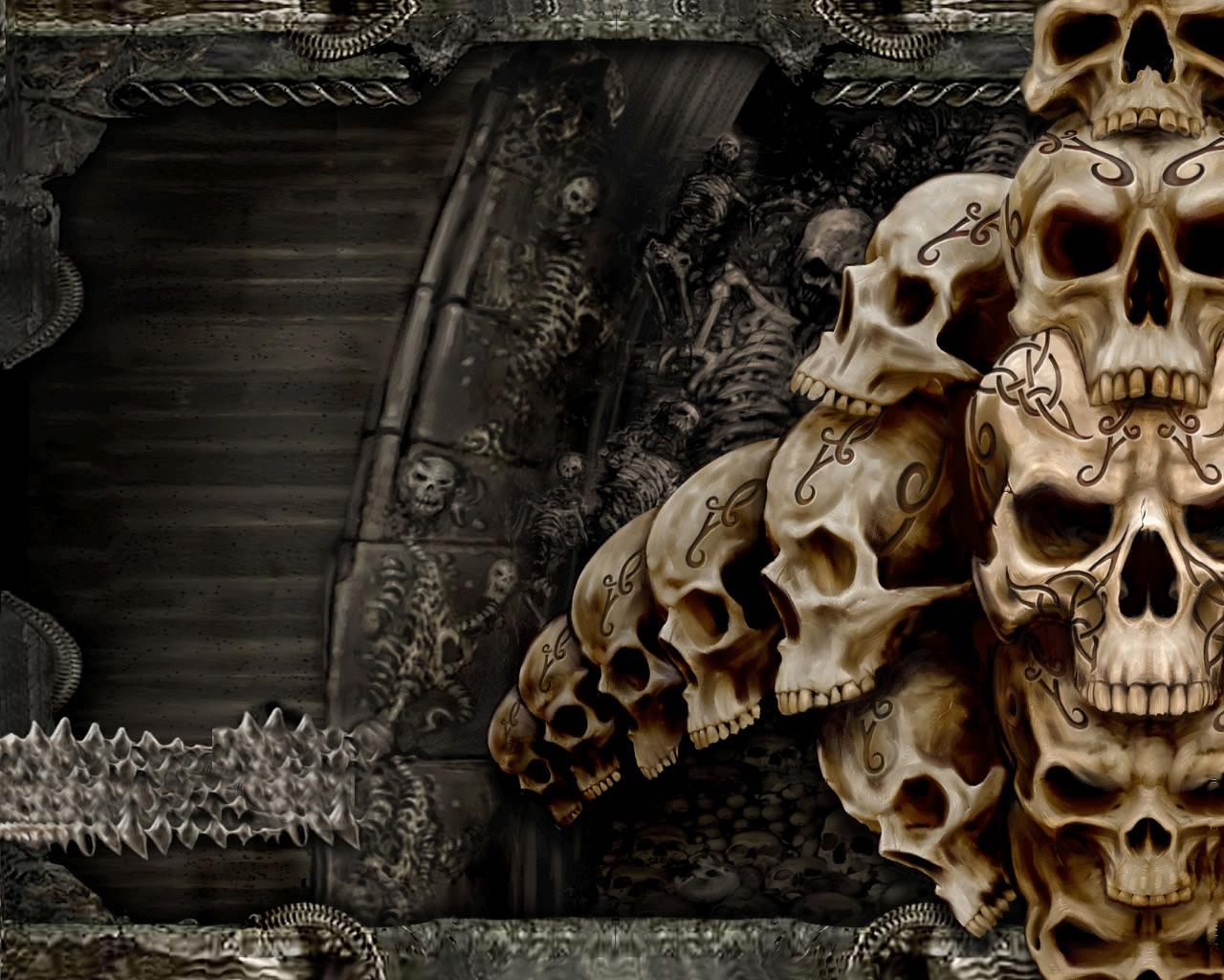 Free Halloween Wallpaper Downloads 3d