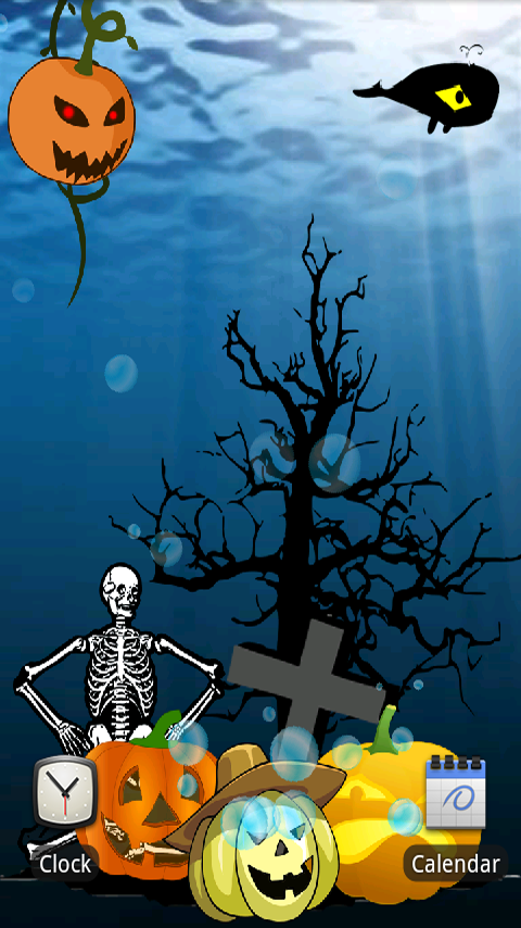 Free Halloween Wallpaper For Android