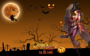 Free Halloween Wallpapers 300×188