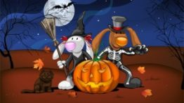 Free Halloween Wallpapers For Desktop2 300×225