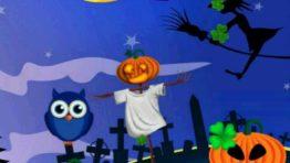 Free Live Halloween Wallpaper