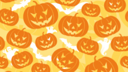 Halloween Background Tumblr Pumpkin 300×278