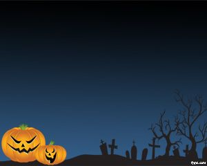 Halloween Backgrounds For Powerpoint1