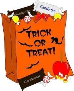 Halloween Bag Clip Art 245×300