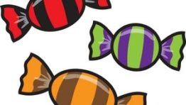 Halloween Candy Clip Art 300×263
