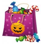 Halloween Candy Clip Art4 140×150
