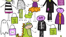 Halloween Clip Art 1000 X 1000 Resolution2 768×768