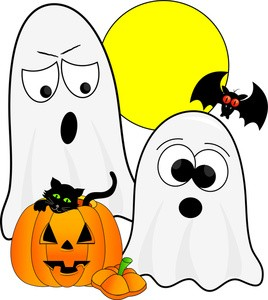 Halloween Clip Art And Cartoons 268×300