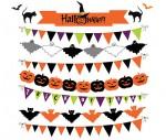 Halloween Clip Art Banner3 150×127