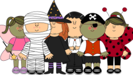 Halloween Clip Art Costumes1 300×163