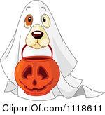Halloween Clip Art Dog5
