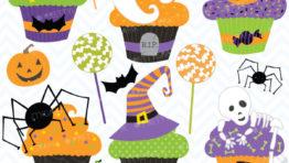 Halloween Clip Art Food3