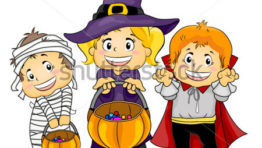 Halloween Clip Art For Children1