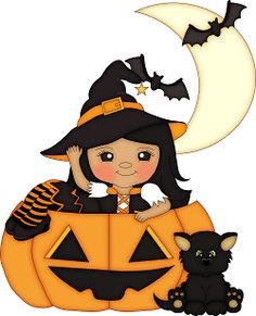 Halloween Clip Art For My Children4