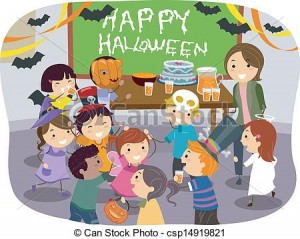 Halloween Clip Art For Teachers Free1 300×239