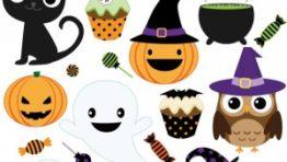 Halloween Clip Art Free Downloads 300×300
