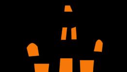 Halloween Clip Art Haunted House1
