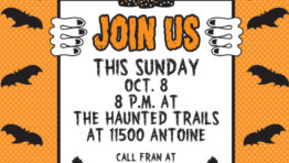 Halloween Clip Art Invitation7