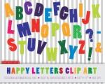 Halloween Clip Art Letters4 150×120