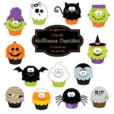Halloween Clip Art On Pinterest9