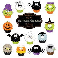 Halloween Clip Art On Pinterest9