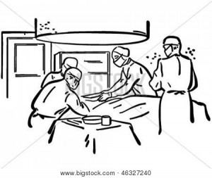 Halloween Clip Art Operating Room 300×253