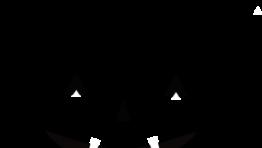 Halloween Clip Art Outlines 300×264