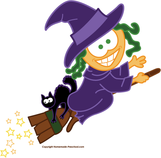Halloween Clip Art Preschool2