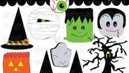 Halloween Clip Art Printable