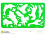 Halloween Clip Art Stencil3 150×110