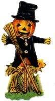 Halloween Clip Art Victorian3