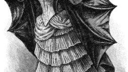 Halloween Clip Art Victorian4