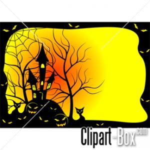 Halloween Clipart Backgrounds 300×300