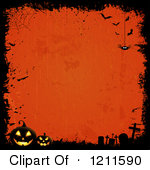 Halloween Clipart Backgrounds