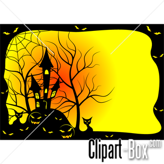 Halloween Clipart Backgrounds1