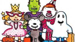 Halloween Clipart For Kids1 300×200