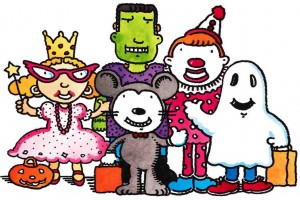 Halloween Clipart For Kids1 300×200