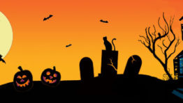 Halloween Clipart Headers