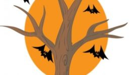 Halloween Clipart Transparent Background 264×300